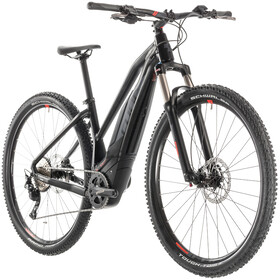 Cube Acid Hybrid Pro 500 E-mountainbike Trapez sort